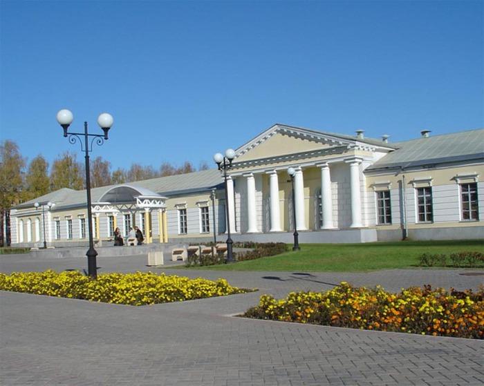 Отели и гостиницы в г вологда